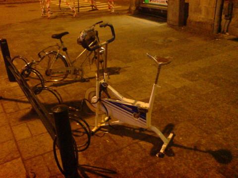 springcykle